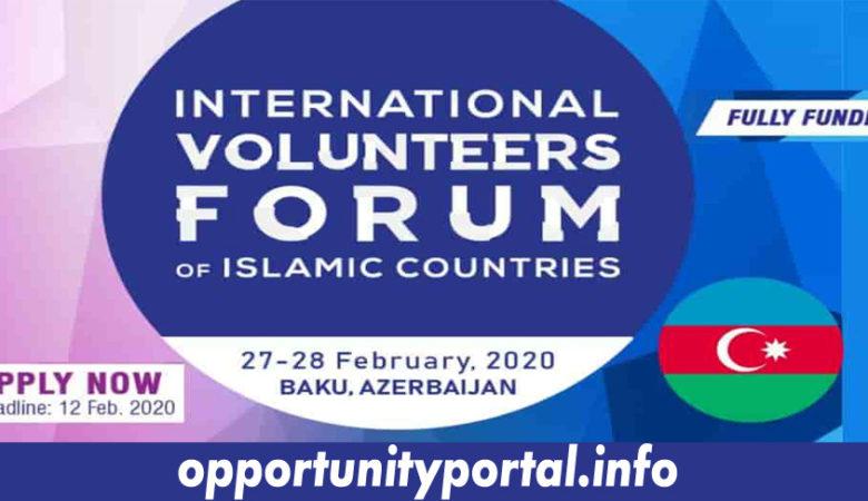 Azerbaijan International Youth Forum 2020 (Fully Funded)