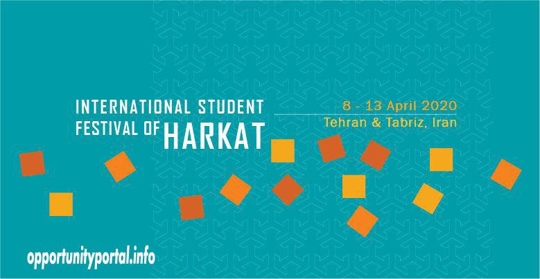 International Student Festival of HARKAT Exchange Program 2020