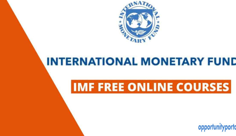 Free Online Courses From The International Monetary Fund 2020