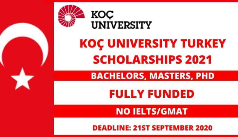 koc University Scholarship In Turkey For International Student 2022